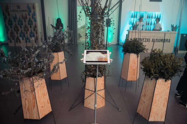 Estate di Fine Millennio, installazione Rota-Lab e Odd Garden