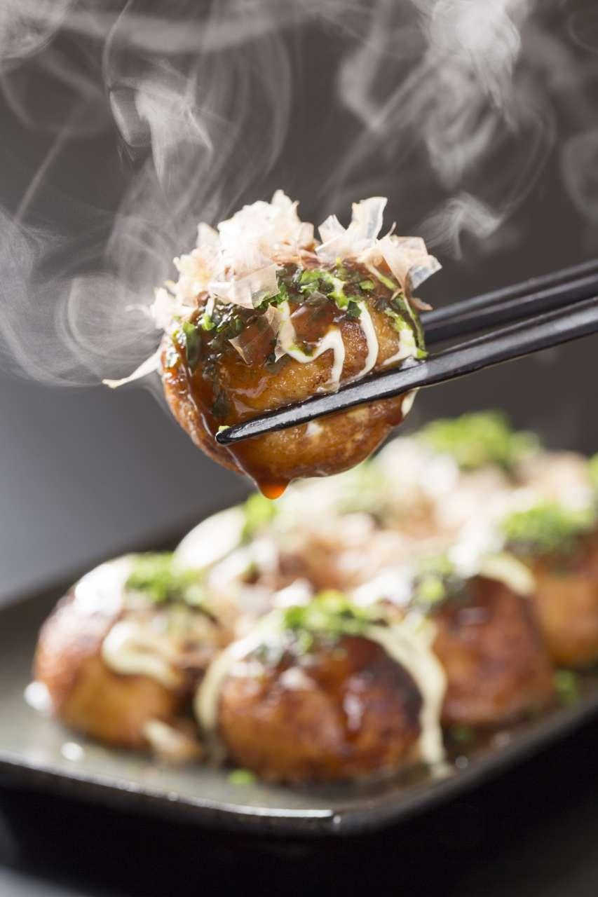 Takochu takoyaki