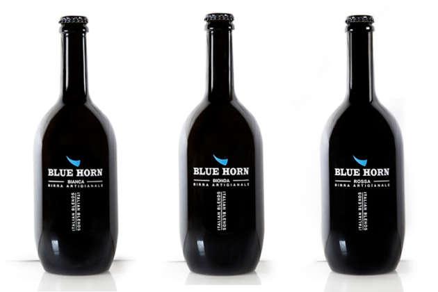 Blue Horn Bianca, Bionda, Rossa