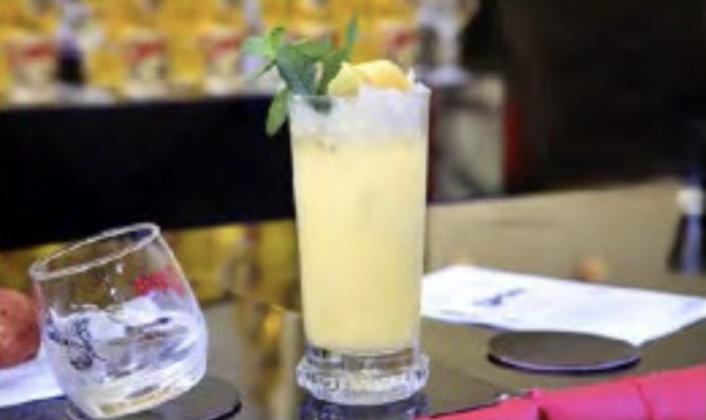 Cocktail 06/09/1950 di Mattia Cilia, vincitore Premio Strega Mixologist 2015