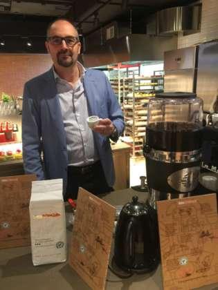 Coffee time di Daniele Bosio di Caffè Bonomi 1886