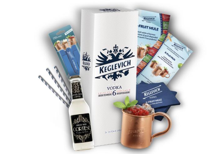 Kegevich Party Kit 2019