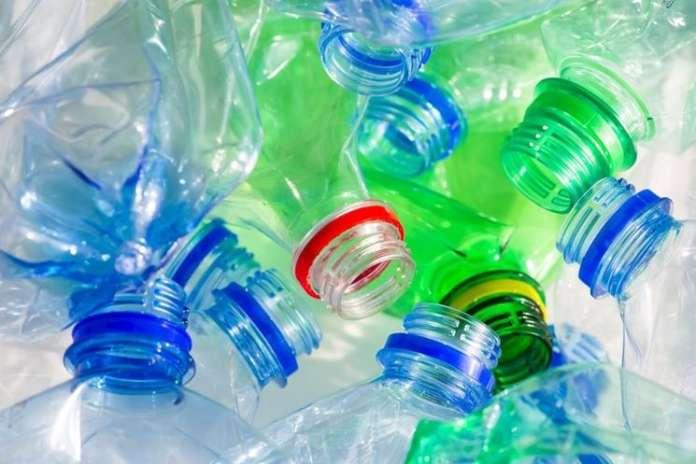Nestlé Waters bottiglie Pet
