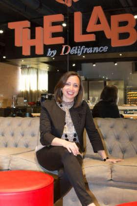 Sara De Angelis, direttore marketing Europa Sud di Délifrance
