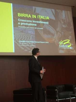 Produzione, consumi, import ed export della birra italiana, tutti gli indicatori economici di settore sono a segno positivo.