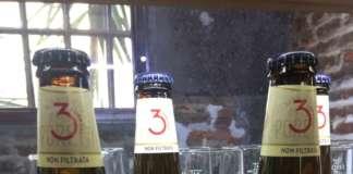 Birra chiara Angelo Poretti 3 Luppoli Non Filtrata