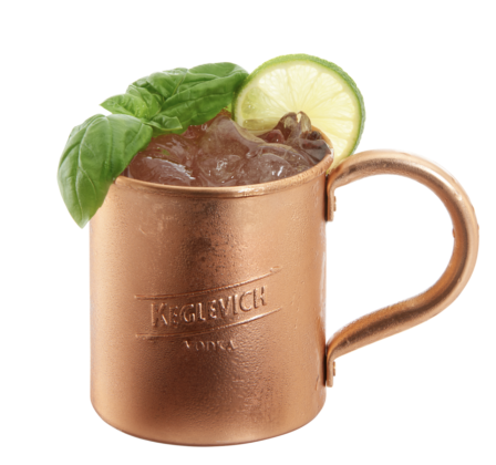 Cocktail K-Fruit Mule Fragola