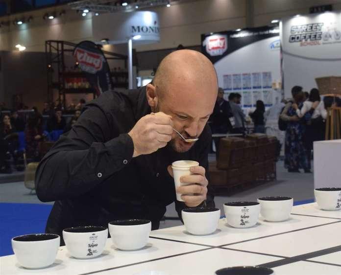 Francesco Sanapo Cup Tasting