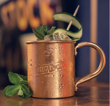 Cocktail K-Fruit Mule Menta