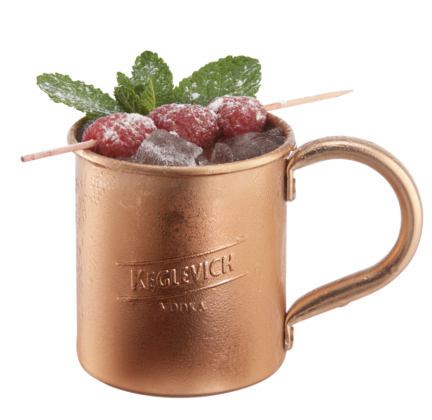 Cocktail K-Fruit Mule Frutti di Bosco