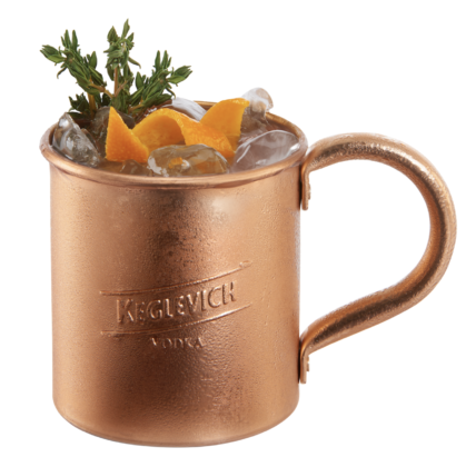 Cocktail K-Fruit Mule Melone