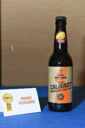 Calibro 7, birra Apa vincitrice del Premio Eccellenza Cerevisia 2019