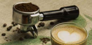 Cappuccino realizzato con In-vece del Latte