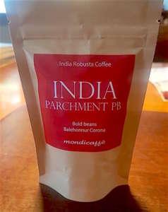 India Parchment PB di Mondicaffé