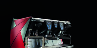 La San Marco 100 Touch e Remote Control App