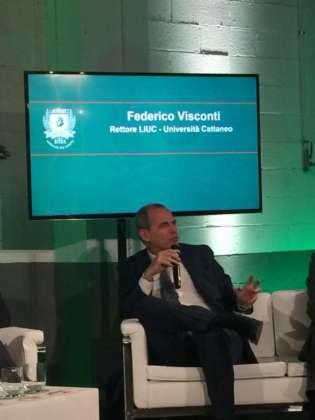 Federico Visconti, rettore Liuc Università Carlo Cattaneo di Castellanza (Va)