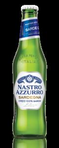 Nastro Azzurro Sardegna in bottiglia 33 cl