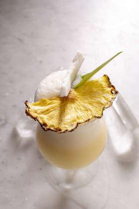 Cocktail Piña Colada Barbados
