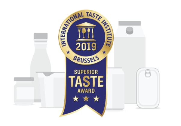 Superior Taste Award 2019 logo