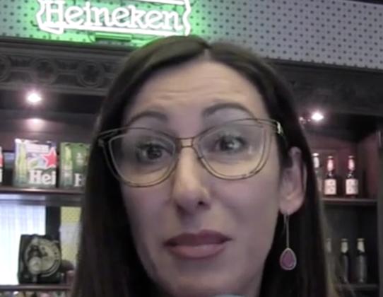 Agata Zani, innovation brewmaster Heineken Italia