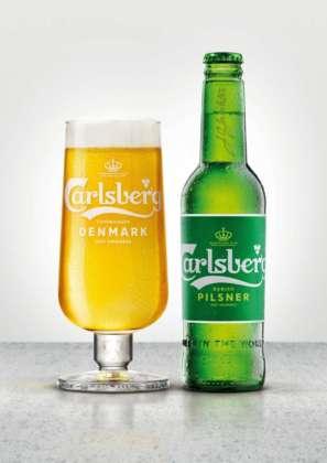 Carlsberg Danish Pilsner in bottiglia 50 cl
