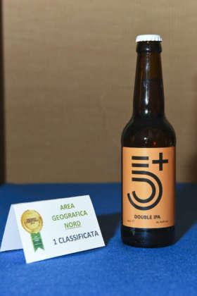 Birra Double Ipa 5+, Premio Cerevisia Nord