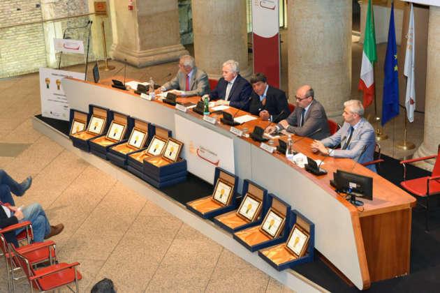 Il tavolo del convegno del Premio Cerevisia a Roma