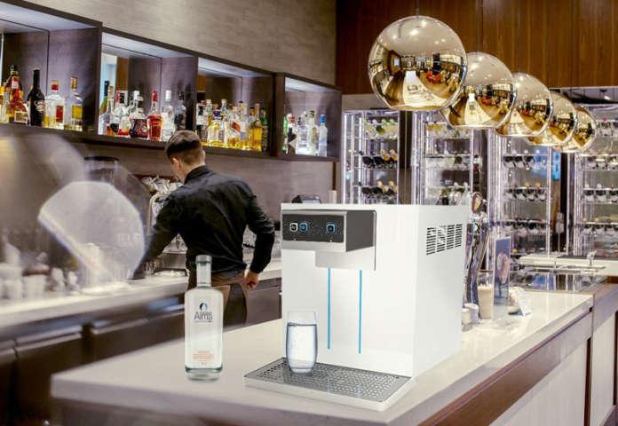 Acqua Alma bar