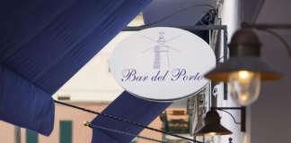 Bar del Porto, l'insegna