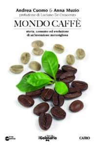 Mondo Caffè, la copertina