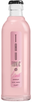 Premium Tonic Water Tautonic Pink