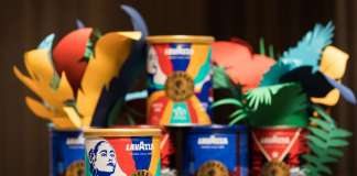 Le tre lattine e la tazzina di ¡Tierra! La Habana