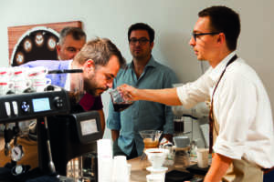 Coffee experience nello spazio Mumac Academy