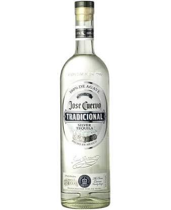 Tequila José Cuervo Tradicional Silver