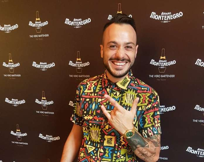 The Vero Bartender 2019 Marco Masiero