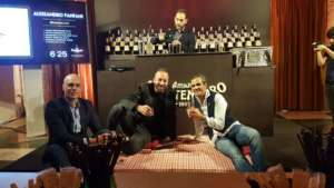 The Vero Bartender 2019 giuria