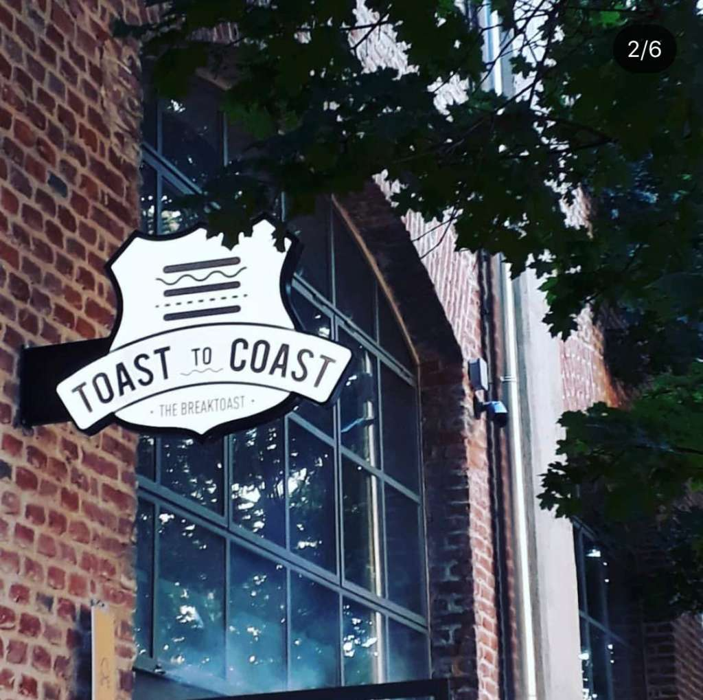 Toast to Coast