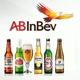 Principali marchi AB-InBev