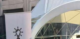 Gazebo AB-InBev a largo La Foppa di Milano per il Global Beer Responsible Day