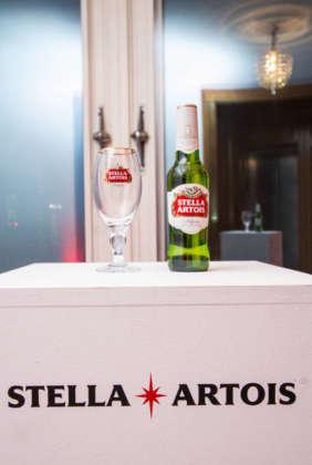 Stella Artois in mostra