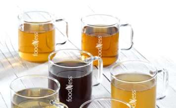 Foodness gamma tè e tisane in foglie