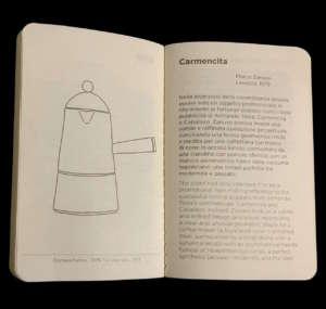Carmencita, disegnata da Marco Zanuso nel 1979