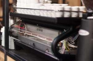 La macchina espresso personalizzata Costadoro