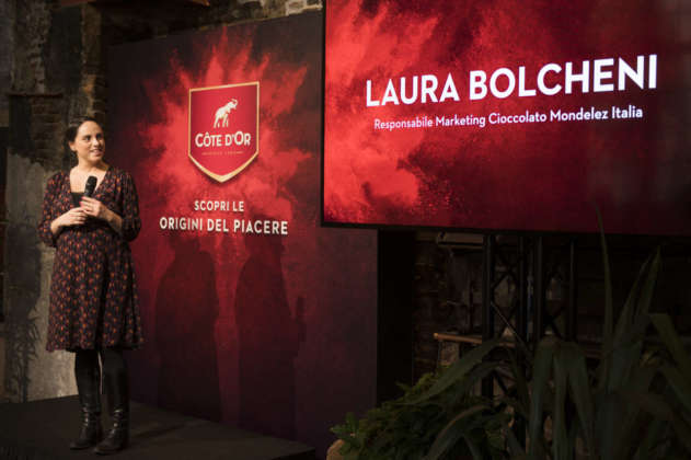 Laura Bolcheni, Senior Brand Manager Cioccolato Mondelez Italia