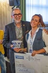 Nicola Fabbri e Petra Monti terza classificata
