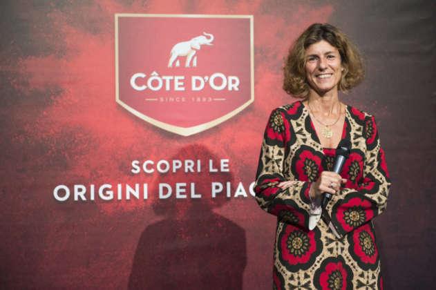Silvia Bagliani, General Manager Snacks Italy di Mondelez International