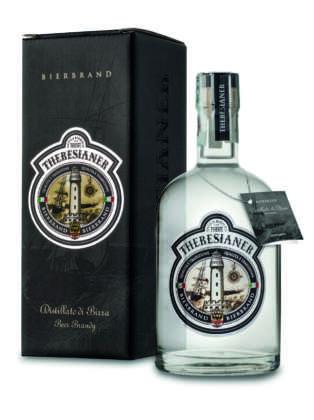 Distillato Theresianer Bierbrand con astuccio