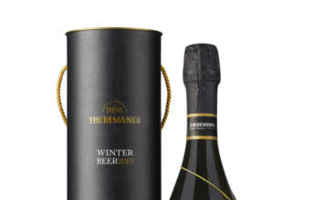 Theresianer Winter Beer 2019 in bottiglia 75 cl