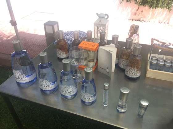 La gamma di confezioni Gin Mare