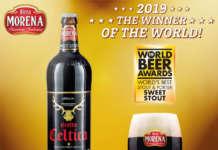 Premio Internazioinale Birra Morena Sweet Stout